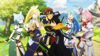 Sword Art Online 2 (2014)